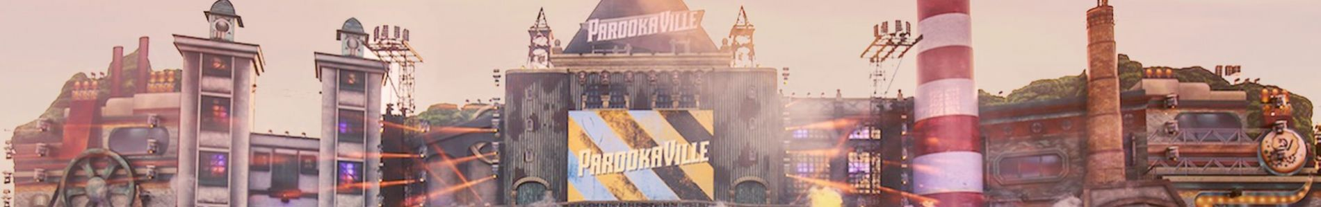 Win a trip & tickets to Parookaville!