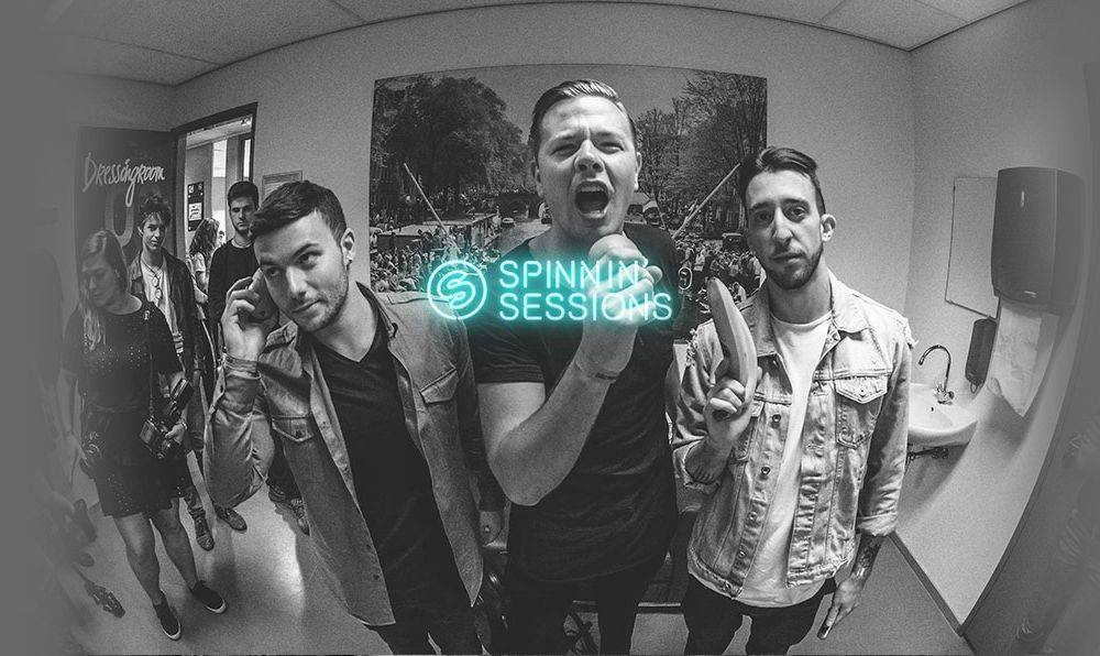 We Rave You premiere: Spinnin' Sessions with a Guest Mix by Sam Feldt and Lush & Simon