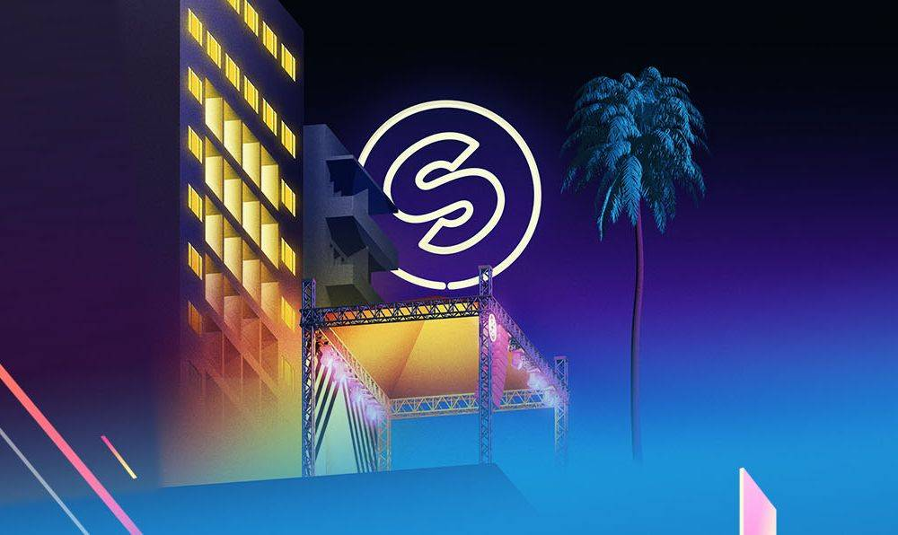 Watch the first pics of Spinnin' Sessions Miami pool party