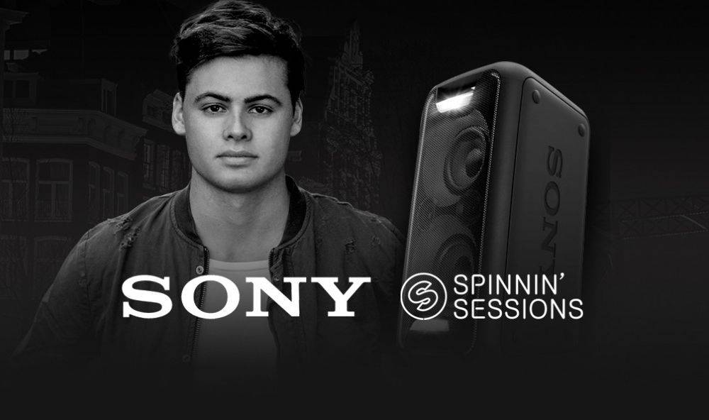 Sony & Spinnin' Sessions ADE 2016