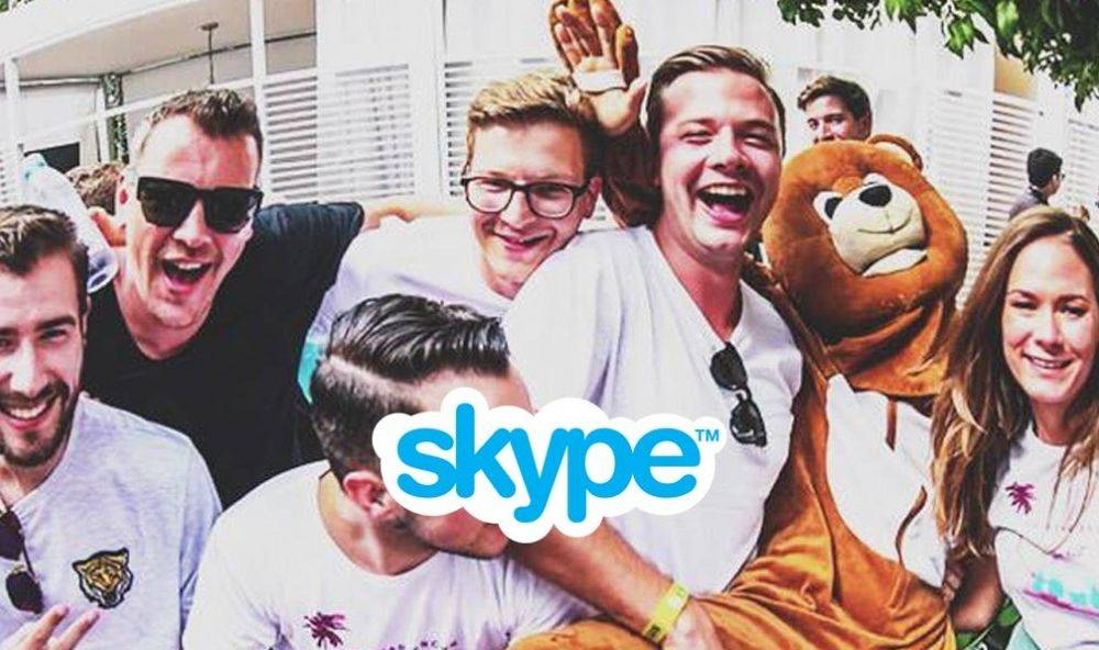 Miami Music Week with Sam Feldt and Skype