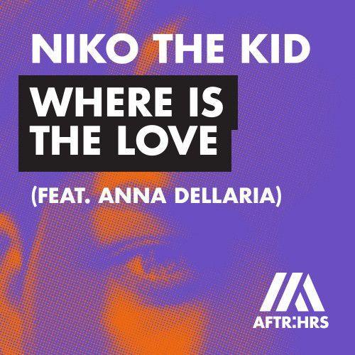 Where Is The Love (feat. Anna Dellaria)